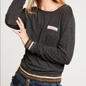Spiritual Gangster Namaste Sweater NWT